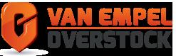 Van Empel Overstock | Partijhandel specialist: snel, discreet en tegen een eerlijke prijs Logo